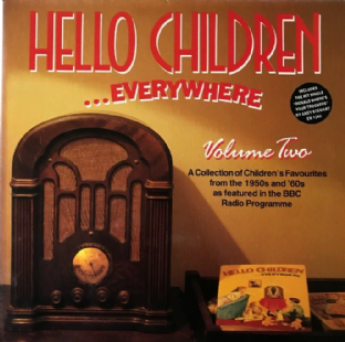 V/A - Hello Children... Everywhere Volume Two (LP) (VG-/G-VG)